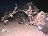 ДТП в Перми: легковушку разорвало на части