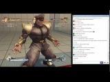 Запись стрима №52 по SSF4AЕ(09.01.2013) PC