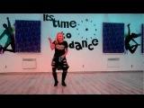 22.09.12 Choreography Bodyrox -- No BullShit (Leyla Bagirova`s class)