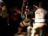 Влад Алхазов, мировой рекорд в приседании - 567 кг!
