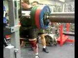 Влад Алхазов, присед - 431 кг x 5