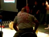 Влад Алхазов, тяга - 420 кг!