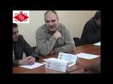 Александр Бубнов спорит с Олегом Журавским