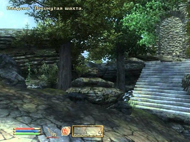 TES IV Oblivion 8ч. - Джейн идет в Скинград