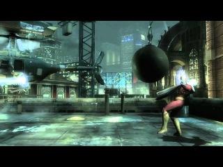 Injustice Battle Arena Fight Video: The Flash vs. Shazam!