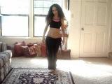 Modern Egyptian belly dance choreography: Seyyid Gamel (Mezdeke)