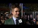 """E! Online: Интервью Роберта на премьере фильма """"Сумерки. Сага: Рассвет Часть 2"""" (Перевод в комментариях)"""