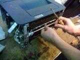 Как разобрать принтер Samsung CLP-360/365.mp4