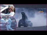 The Hangover 3 Sneak Peek - Zach Galifianakis Car Wreck