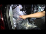 Hyundai i30 Полная шумо-виброизоляция материалами Шумофф.