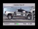 Toyota Tundra | Frontal Crash Test | 2013 | High Speed Camera | NHTSA Full Length Test in HD