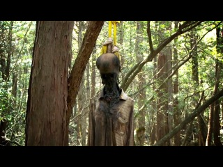 Dead corpse found Suicide Forest Japan Aokigahara-(Sea of Trees)-EXTREMELY GRAPHIC!!