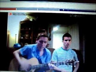 Restless (Acoustic)- The Seeking Live On Stickam
