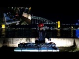 DJ Cotts &amp Ravine ft Gammer (UK) - B2B Hardcore Mix by the Sydney Harbour Bridge!