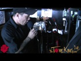 Slayer Guitar Tech : Warren Lee on Kerry Kings Rig (BC Rich Guitars & Marshall Amps!)