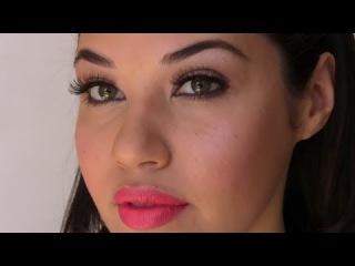 Camilla Belle Inspired Summer Makeup Tutorial