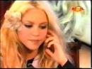 Shakira Clip 'Laundry Service' Promo Interview in Spain 11 10 2001 Sol Musica