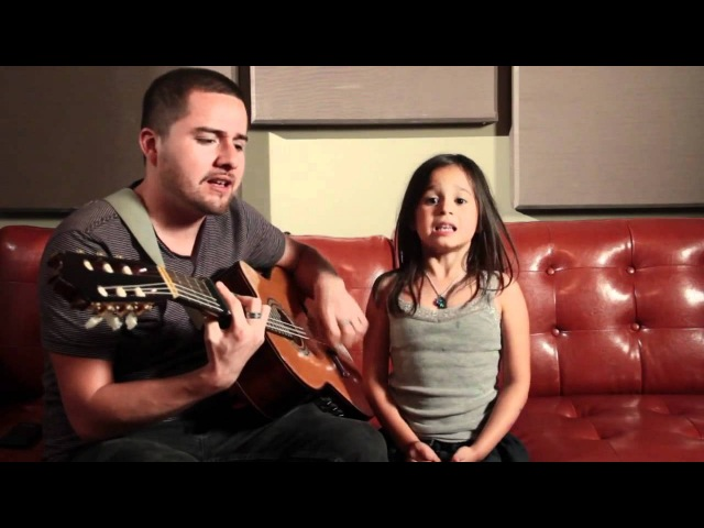 Rolling in the Deep - Adele Acoustic Cover by Jorge and Alexa Narvaez