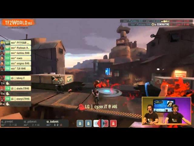 Classic Mixup vs Leviathan Gaming - i46 Grand Final (cp_badlands) 33