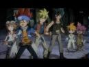 Metal Fight Beyblade 4D Episode 140 Zeus's Barrier