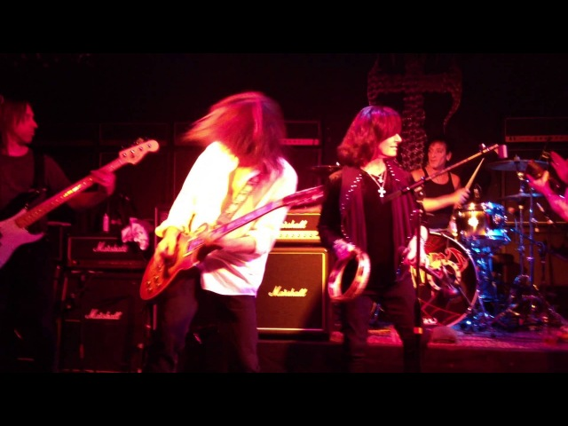 Superstition Arsenal featuring Joe Lynn Turner and Paul Shortino