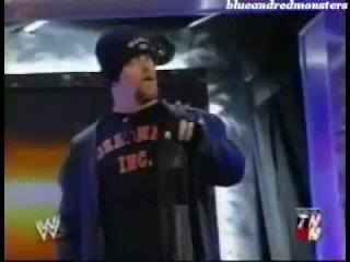 Hulk Hogan & The Undertaker Segment (6/5/02)