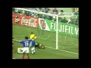 Zinedine Zidane vs Brazil 1998 World Cup