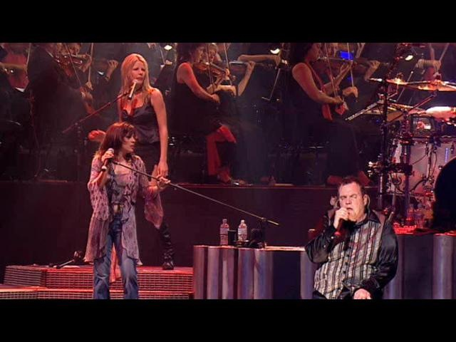 Meat Loaf - Two Out Of Three Ain't Bad (live)