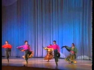 цыганский танец (балет игоря моисеева)