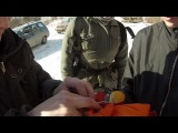 ПолFunТрубы 10.03.13 - укладка парашюта на весу