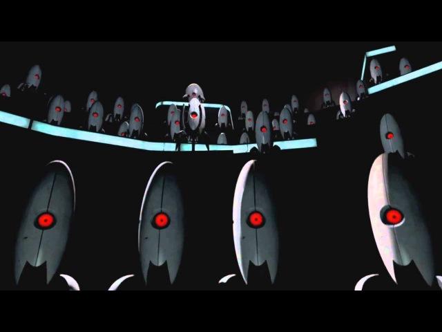 Portal 2 - хор турелей