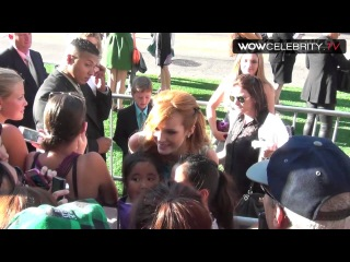 Bella Thorne Signs Autographs At The Odd Life Of Timothy Green Premiere