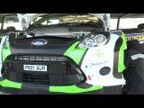 Yazeed Al-Rajhi Racing - Shake Down Sweden 2012 HD