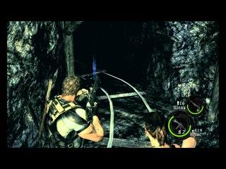 Resident Evil 5 - 4 Серия ( Пещера )