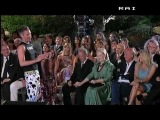 Meryl Streep e Giovanni Vernia (Jonny Groove)