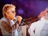 The Who Teenage Wasteland Olympic Stadium 2012.