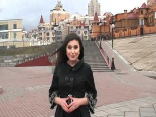 Анастасия Отвиновская, ведущая занятий - о красивой походке