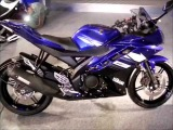 Yamaha R15 Version 2.0 2011 New Model Walk Around and Review