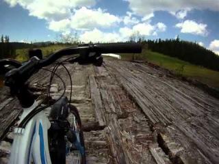 Велотур по Усинскому тракту 2010
