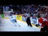 Suomi - Sveitsi Kari Lehtosen Mahtava Torjunta [8.5.2012]