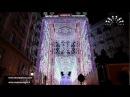 Iluminación Falla Cuba Literato Azorín. 1er Premio Fallas 2013. Mariano Light. Valencia
