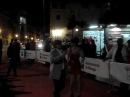 Nerea- Alfombra roja del Festival de Málaga 2012