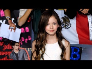 Mackenzie Foy a very nice girl at the premiere (More at galatview.com)