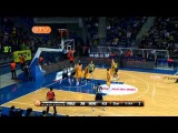 Highlights: Fenerbahce Ulker Istanbul-BC Khimki MR