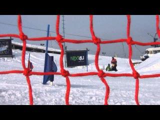 Кубок Next4U в параллельном слаломе на сноуборде 2012
