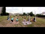 First workout  Street Fitness Ukraine Dnepropetrovsk