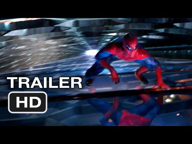 Marvel Новый Человек Паук The Amazing Spider Man 2012 Трейлер 3 HD