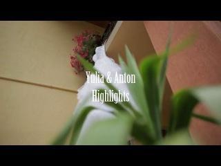 Yulia & Anton {Highlights}
