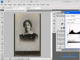 Как улучшить качество старинных фотографий в Photoshop. Highlights: Ретушь и обработка фотографий.