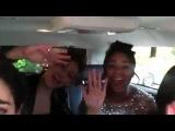 Fifth Harmony no carro pré-KCA